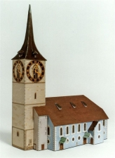 Kirche St. Peter (Zürich)