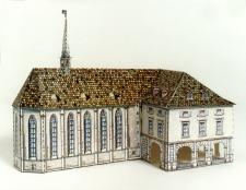 Wasserkirche und Helmhaus